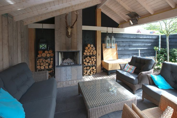Veranda - Lodge Look @ Femke Sunshine