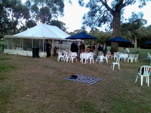 Amazing marquee hire in Melbourne by N & M Catering & Party Hire. More info at : www.nmcatering.com.au/hire_marquee