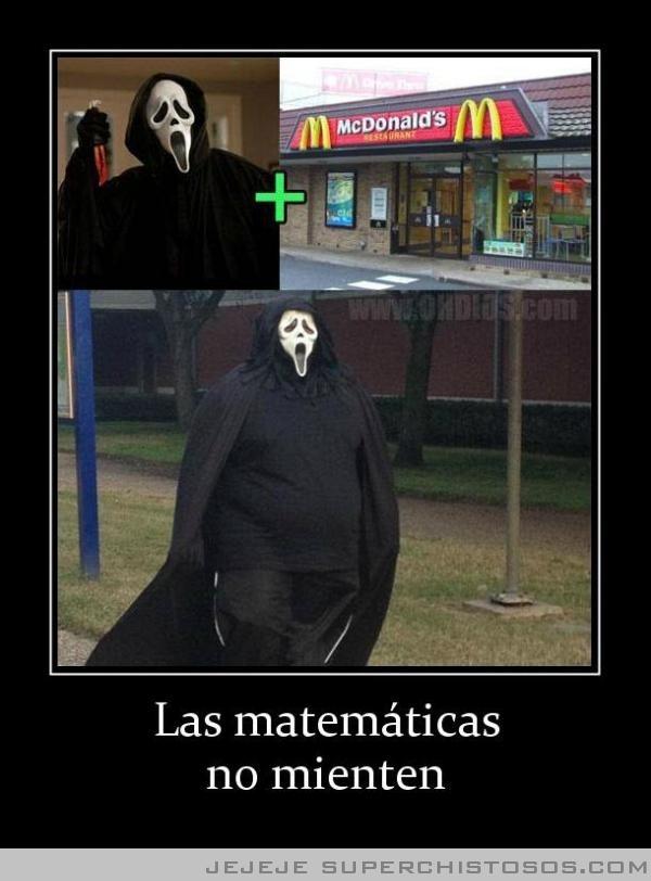 Las Matematicas No Mienten