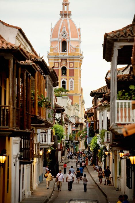 loved Cartagena, Colombia :)