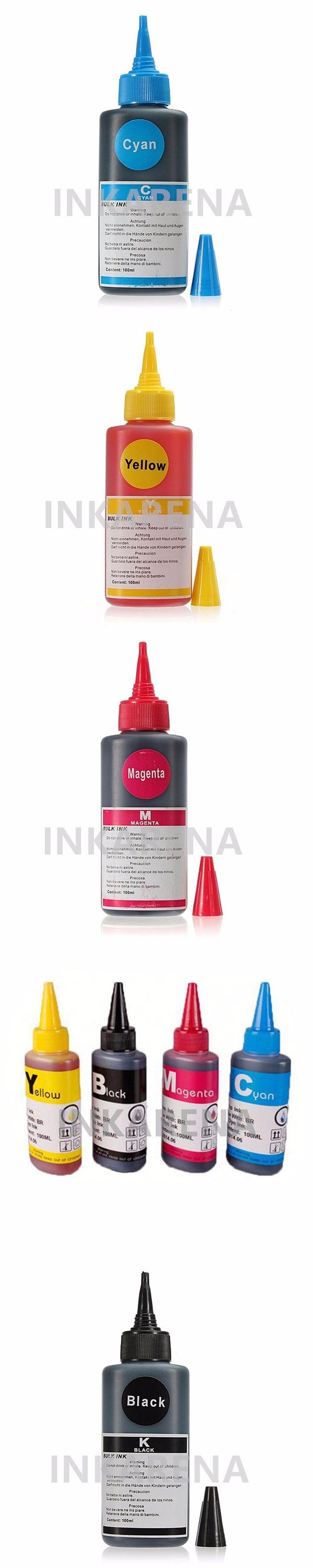 Universal Dye Refill 100ml bottle ink For PG-545 CL-546 PG-510 CL-511 PG-40 CL-41 PG-540 CL-541 PG-50 CL-51 PG-440 For Canon Ink