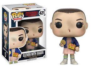 Eleven w/ Eggos #421