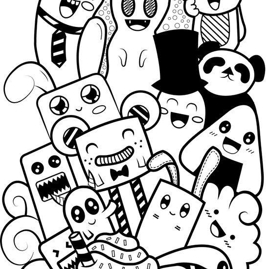 Doodle Kawaii