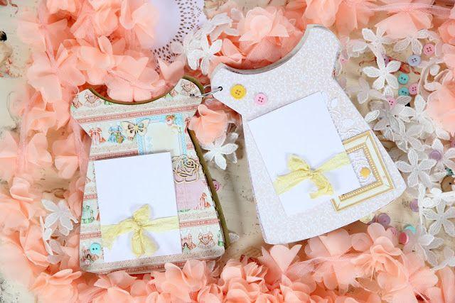 Sweet memories by Romanova Julia: Альбомчик для девочки в форме платьица и небольшой МК по его созданию