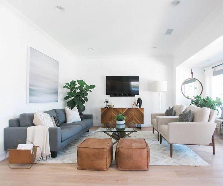 60 Mid Century Modern Living Room Ideas