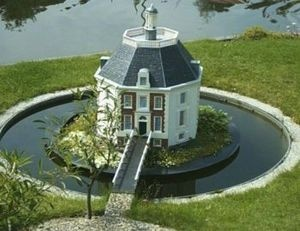 Drakesteijn or Drakestein is a small castle at 9 Slotlaan in the hamlet of Lage Vuursche, in the municipality of Baarn. The owner is Queen Beatrix of the Netherlands