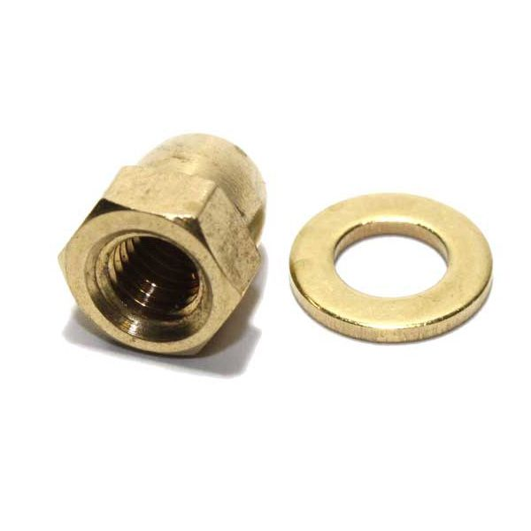 Acorn Nuts Also Known As Cap Nuts Feature A Domed Fastener Head Which Protects Screws And Bolts From Stripping Allowing For Re Screws And Bolts Bolt Plating