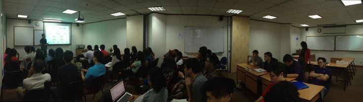 Guest Speaker for presenting GO-JEK to University students