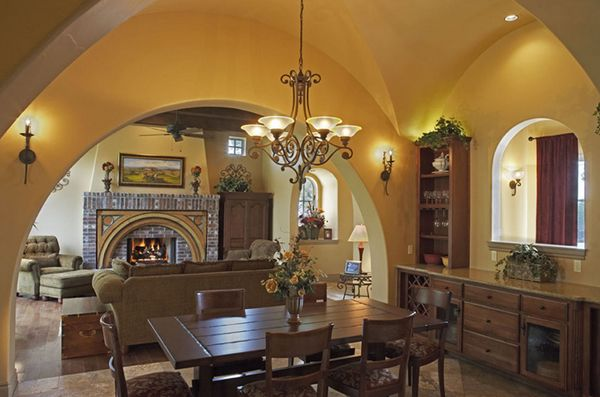 20 Outstanding Tuscan Dining Room Decors