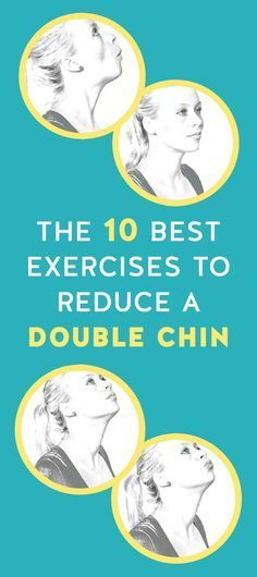 Trying to get rid of that double chin? Thankfully, neck and chin toning can be achieved without surgery -- all it takes is adding a few targeted exercises to your workout. Over time, skin loses collagen and elasticity, causing it to sag around the neck and chin, a process that begins around age 20.