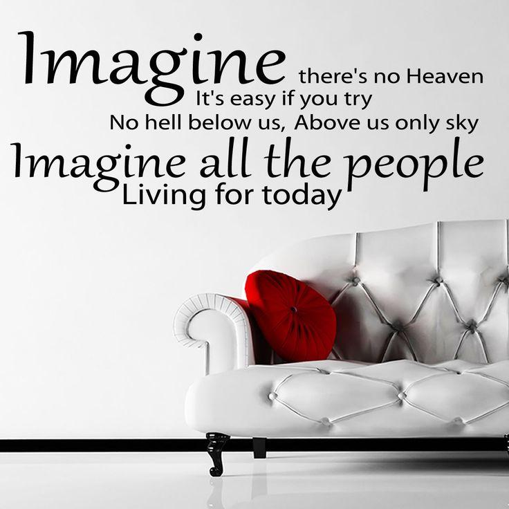 John Lennon ~ Imagine