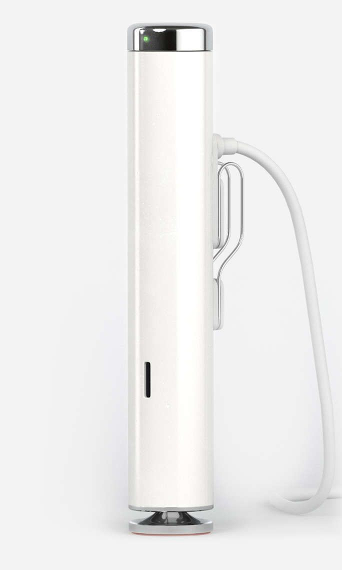 Introducing Joule, the sous vide tool that changes everything. Controlled by a groundbreaking custom app, Joule is a sleek, powerful cooking tool that makes sous vide a real part of today's kitchen.