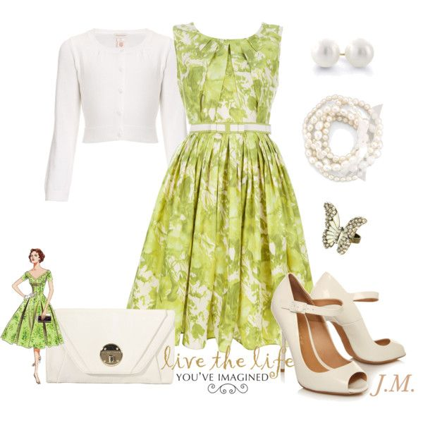 I LOVE the vintage feel....    Imagine, created by jenniemitchell on Polyvore