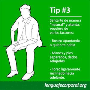 Galería de Tips (1 al 10) | Lenguaje Corporal