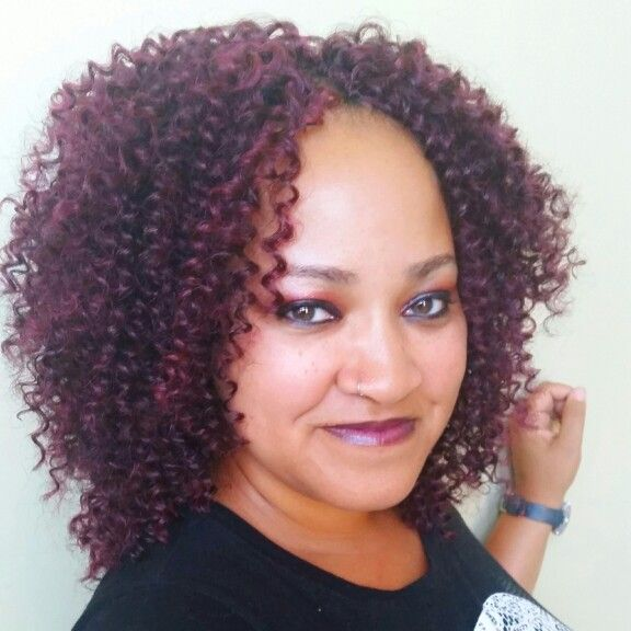 Crochet Hair For Water : Water waves, Crochet braids and In color on Pinterest