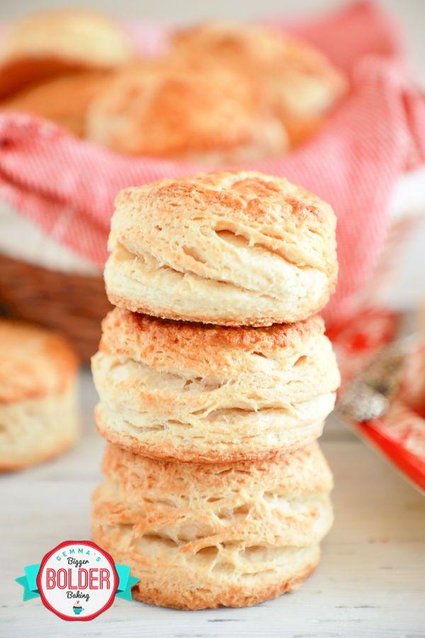 Best Ever Buttermilk Biscuits Recipe Gemma S Bigger Bolder Baking Recipe Baking Bigger Bolder Baking Snack Recipes