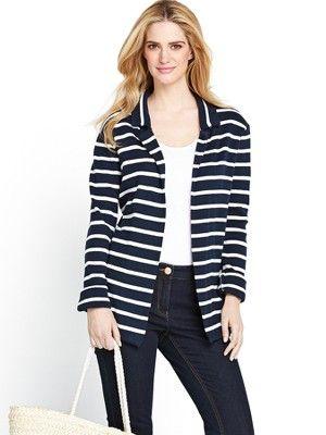 Knitted Blazer, http://www.isme.com/savoir-knitted-blazer/1337916022.prd