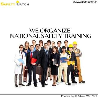 We Organize Safety Courses