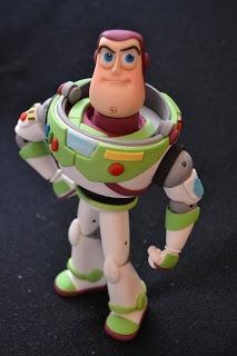 Carlos Lischetti: Buzz Lightyear in progress - Buzz Lightyear en proceso