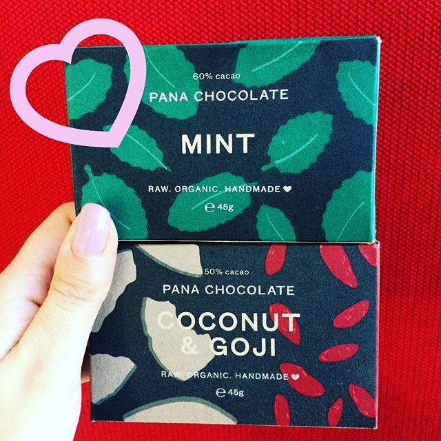 🇦🇺Devoured! 🍫 @pana_chocolate For a healthy guilt free snack I can always rely on Pana Chocolate to ease my cravings 🙌🏽 #panachocolate #mint #coconut #goji #devoured #sweettooth #cravings #chocolate #melbourne #instamelbourne #melbournelifelovetravel #visitmelbourne #thatsmelbourne #love #travel #instagood #instatravel #beautiful #dessert #melbournefood #raw #organic #handmade #lactosefree #glutenfree #natural #guiltfree #snack #happy #instachocolate