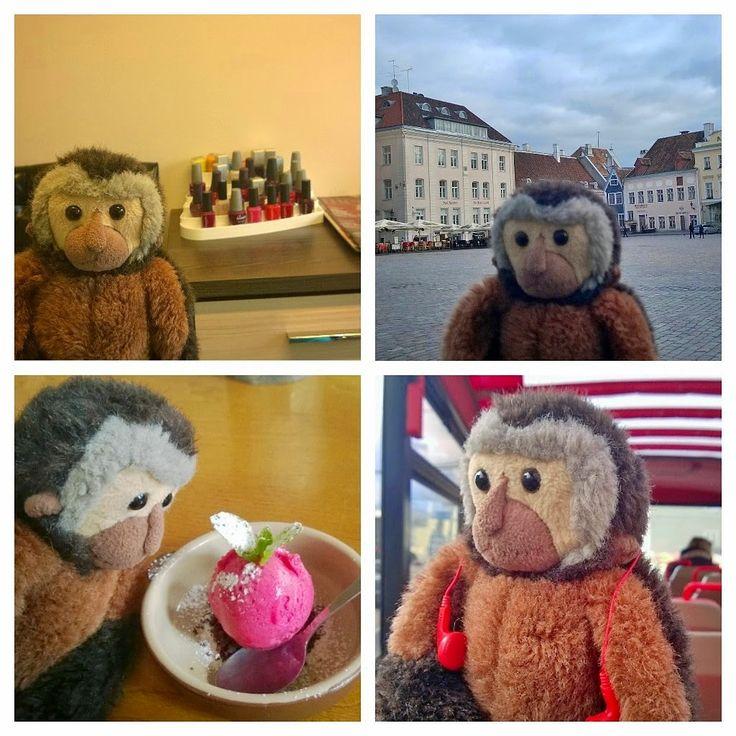 Apen matkat: Viisi vinkkiä Tallinnaan ja kooste matkakertomuksista