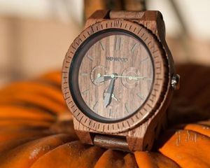 weWood timepieces -  You buy a watch, they plant a tree! Sophisticated sustainable eco-fashion watches from $70