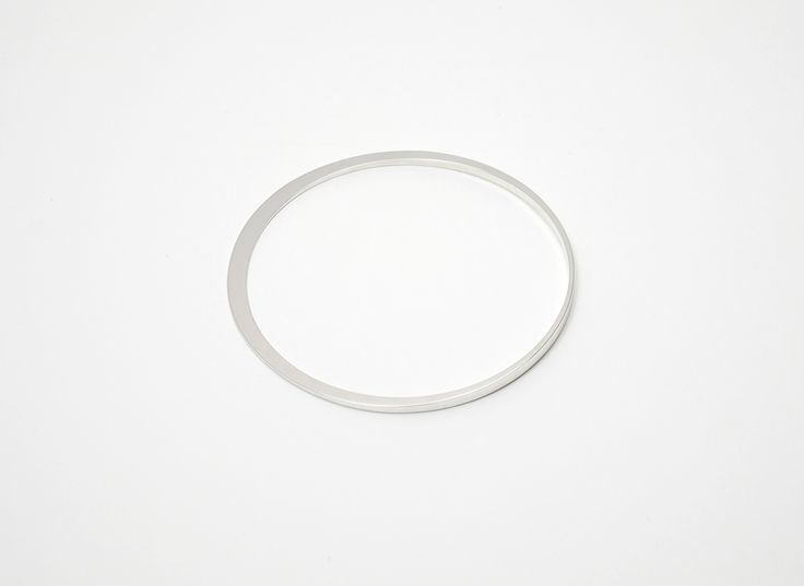 Marc Monzó Bracelet: Eclipse, 2014 Silver 70 x 70 mm