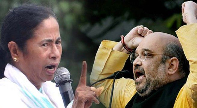Siliguri & Cooch Behar: Two political heavy weights will be addressing two separate gatherings at the two ends of North Bengal keeping in mind the upcoming election. CM Mamata Banerjee and BJP President Amit Shah will be addressing tight packed audience and the general public excitement...
