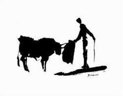 Pablo Picasso Bullfight II – Matador II