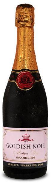 Wijnvoordeel € 4,99 per fles, afname per 6 flessen - Goldish Noir, Geen 18, geen alcohol  http://www.ovstore.nl/nl/wijnvoordeel-499-per-fles-goldish-noir.html