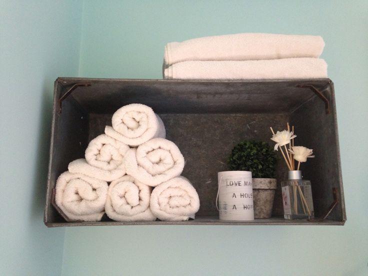 17 best images about badkamer landelijk inspiratie on pinterest contemporary bathrooms - Decoratie badkamer ...