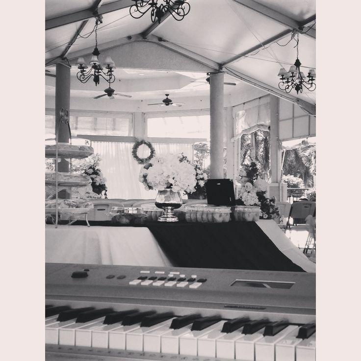 Live Piano Wedding Ceremony Music At Cape Harbour In Cape Coral Fl