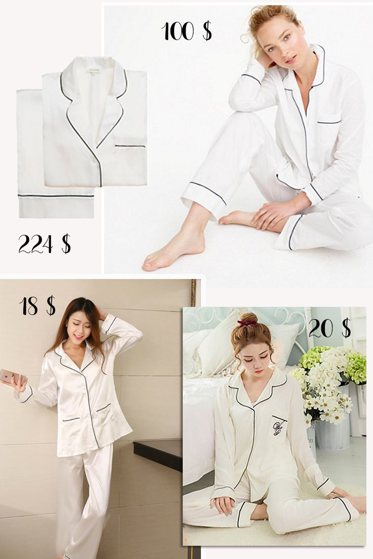 DESIGNER ALTERNATIVE: Coco Chanel Pajama