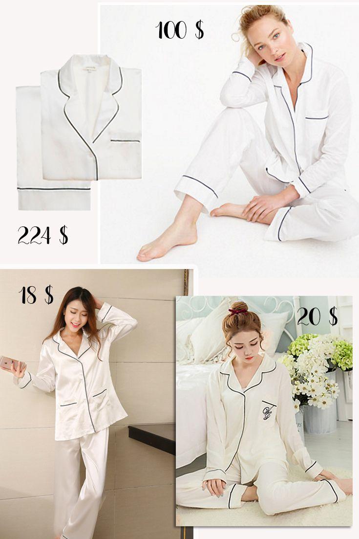DESIGNER ALTERNATIVE: Coco Chanel Pajama