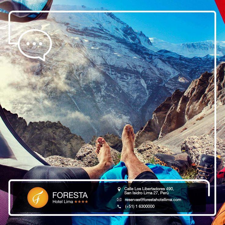 Recorre el Perú y en tu paso por Lima quédate en Foresta Hotel Lima