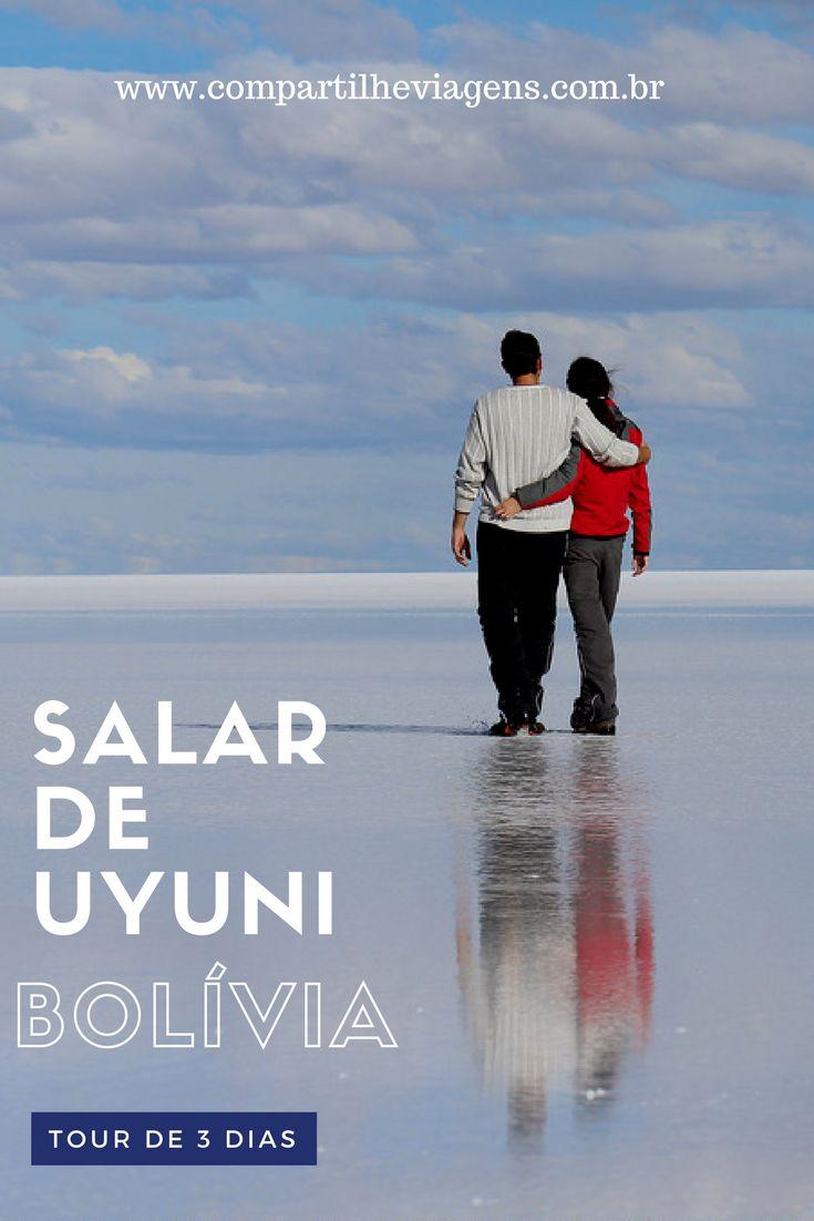 Bolívia: Tour de 3 dias Salar de Uyuni e Lipez