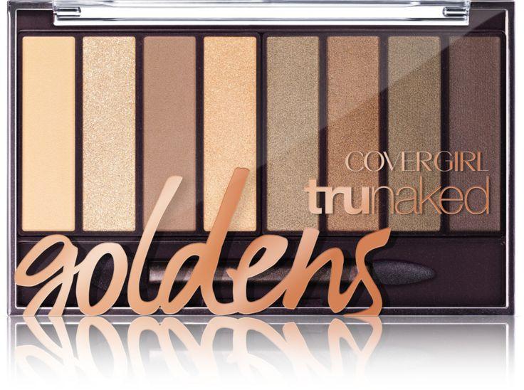 CoverGirl Goldens TruNaked Eyeshadow Palette | Ulta Beauty