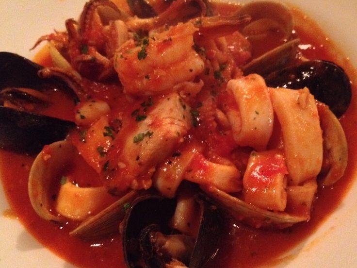 Zuppa di pesce at #chiantiristorante