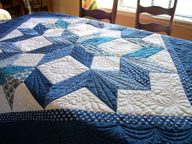 Carpenter S Star Quilting Quilts Pinterest Quilts Star