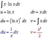 Integration by Parts - Free math help
