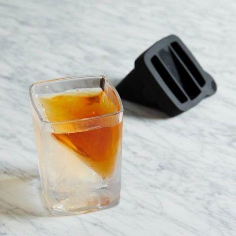 Ice Mold - Whiskey Wedge