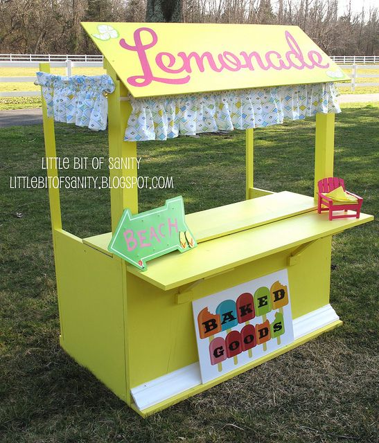151 best images about Lemonade Stands on Pinterest ...
