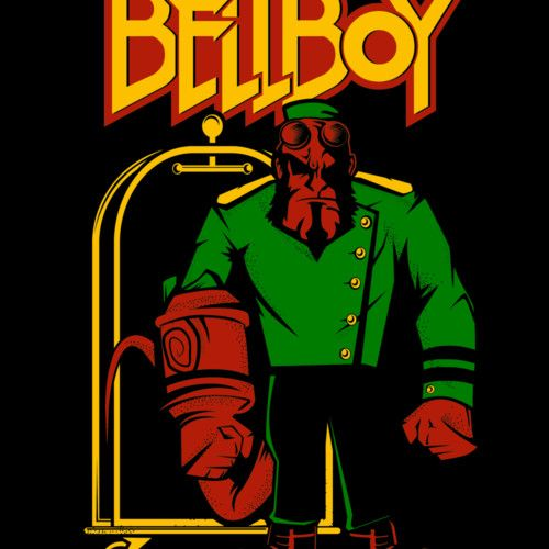 B(H)ELLBOY by arace. B(H)ELLBOY by arace.  for