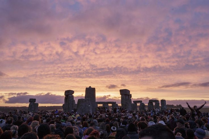 Stonehenge Plan for New Tunnel to Combat Overtourism Draws Archeologists Ire  British authorities have approved a contentious road tunnel under Stonehenge. Pictured are thousands of revellers gathered at the ancient stone circle Stonehenge to celebrate the Summer Solstice the longest day of the year near Salisbury England. Tim Ireland / Associated Press  Skift Take: We saw how it took decades for Stonehenge's visitor center to open and at this point getting construction under way for the…