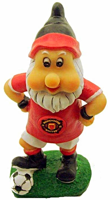 Manchester United Gnome Figure