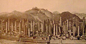 Torres de Bolonia - Wikipedia, la enciclopedia libre