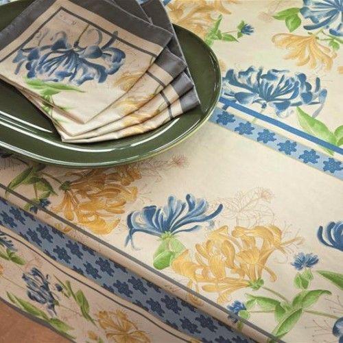 Beauville Jardins Blue