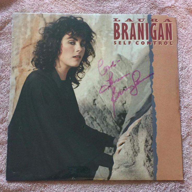 "LAURA BRANIGAN . AUTOGRAPHED ""SELF CONTROL"" 1984 RECORD ALBUM. COVER IN PERFECT CONDITION. ALBUM IS SEALED. SIGNED ON The FACTORY SHRINK WRAPPING. (OBVIOUSLY) INCLUDES NEVER PLAYED RECORD. PROOF PHOTOS OR PERIPHERAL S IF SHOWN ARE NOT INCLUDED UNLESS STATED HEREIN. 