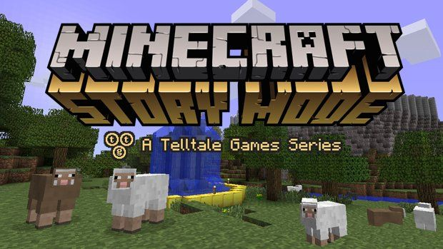 Minecraft: Story Mode coming in 2015 from Telltale and Mojang ...