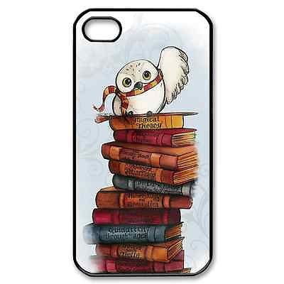 Phone case - owl and books I need this!